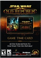 Star Wars: The Old Republic 60 Day Pre-Paid Card / 60 dní - karta
