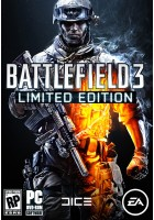 Battlefield 3: Limited Edition CZ