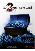 Guild Wars 2 EU 2000 Gem Code