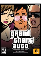 Grand Theft Auto III The Trilogy