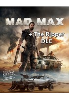 Mad Max + The Ripper DLC CZ