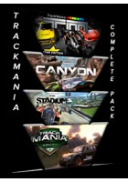 TrackMania - Complete Pack CZ