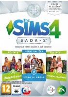 The Sims 4: Bundle Pack 3 CZ