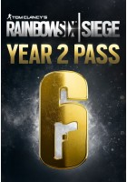 Tom Clancy's Rainbow Six Siege - Year 2 Pass CZ